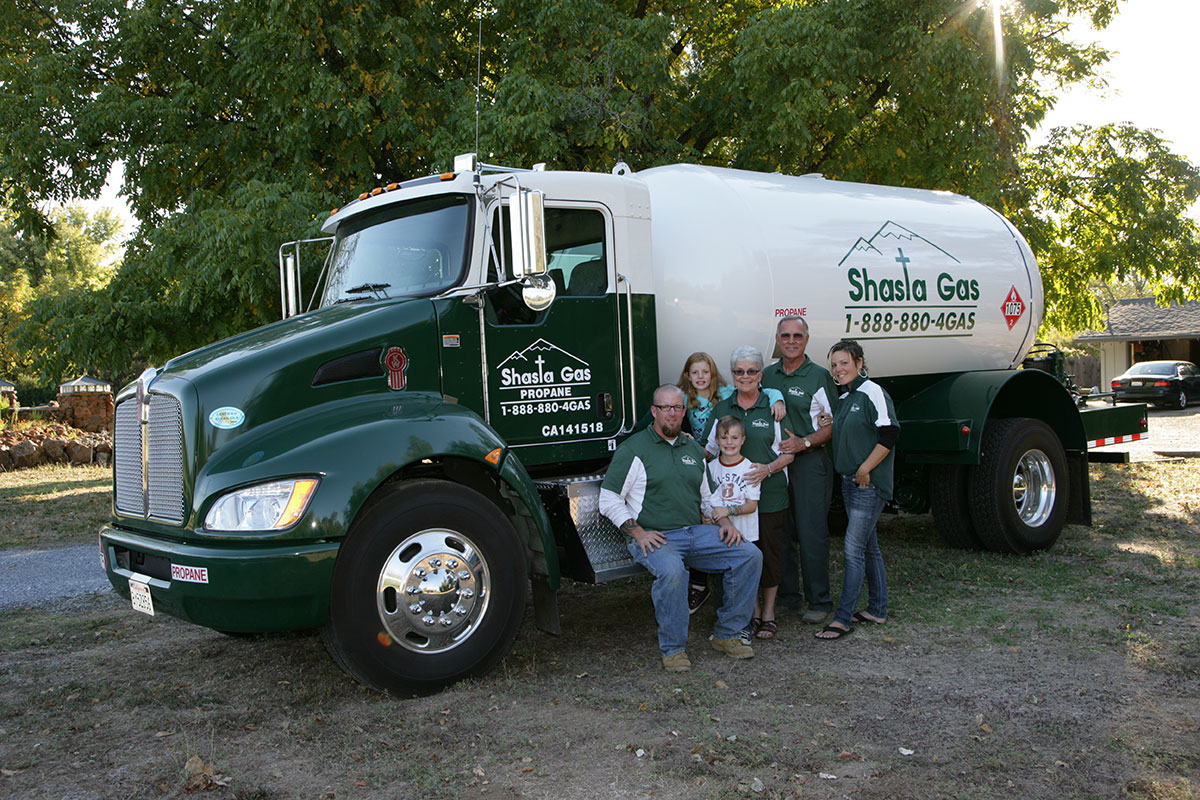 Photo: Shasta Gas Propane
