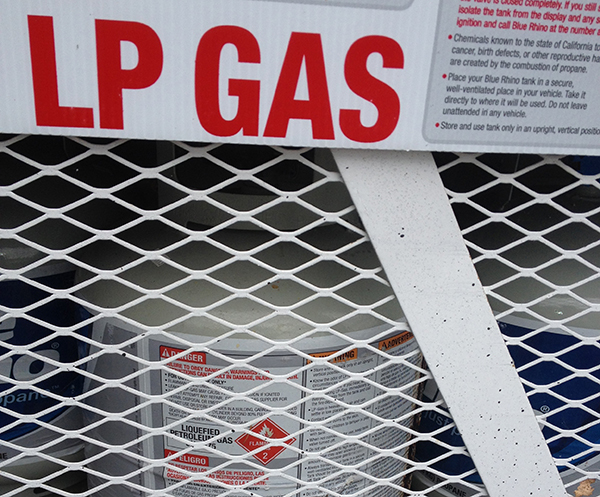 Photo: LP Gas