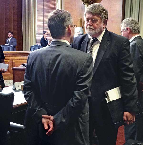 Propane Senate Hearing Photo: LP Gas