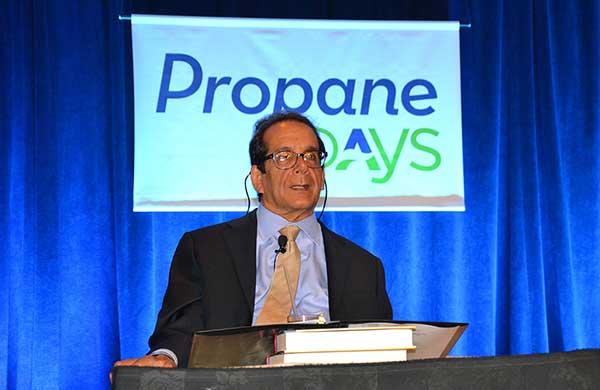 Charles Krauthammer Photo: LP Gas