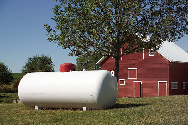 barn The Propane Education & Research Council (PERC) offers a new microsite to help reach out to the agricultural market. Photo courtesy of PERC
