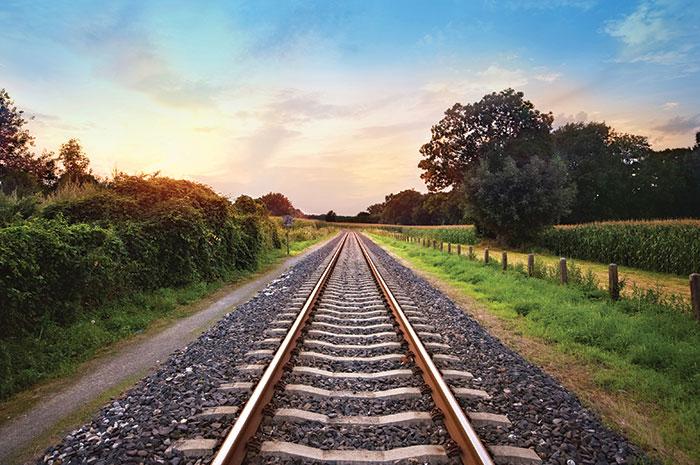 Rail. Image: iStock.com/karinclaus