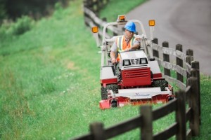 blue ridge pkway mower 2