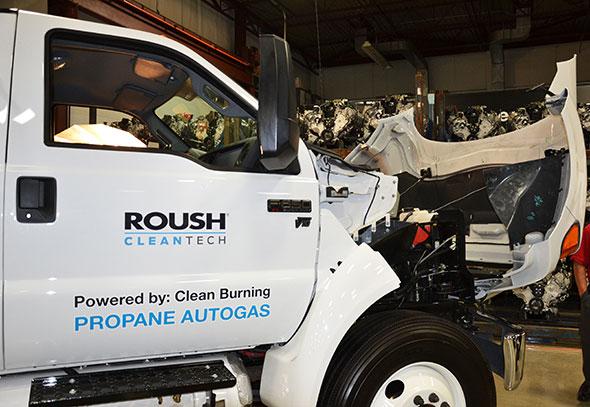 Photos: Roush CleanTech