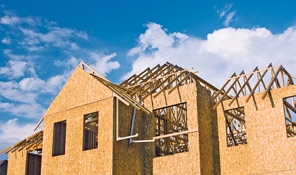 Home construction. Photo: iStock.com/jacomstephens