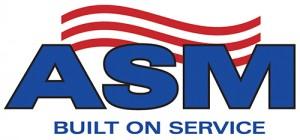 ASM logo Logo: ASM