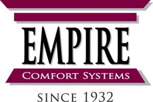 Empire Comfort Systems logo, southeastern showcase ad