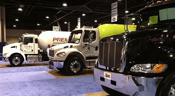 Propane Expo Photos: LP Gas Magazine