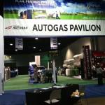 Autogas Pavilion at Propane Expo Photo: LP Gas staff