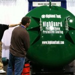 Highland Tank's booth at Propane Expo 2015. Photo: LP Gas staff