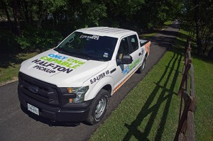 Ford's 2016 F150 CNG, propane-fueled truck