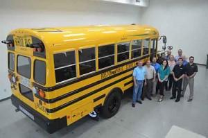 Blue Bird partners with Boston Public School District