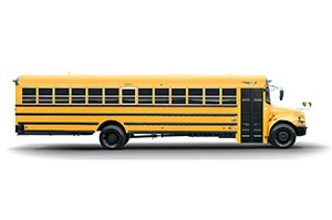 IC Bus CE Series school bus