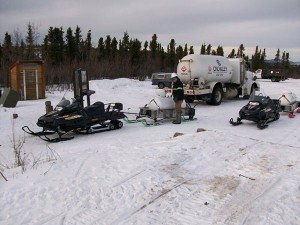 Creativity is key to Crowley Petroleum's propane deliveries.