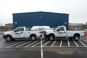 Boston converts fleet of Ford trucks to propane autogas