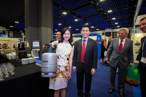 Exhibition at the 28th World LPG Forum