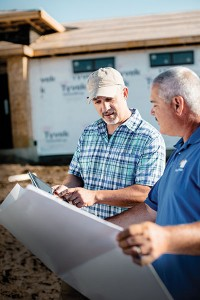 Housing starts are expected to rise 29.5 percent in 2016 – a notable uptick from 2015. Photo: Propane Education & Research Council