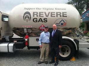 Photo: Revere Gas