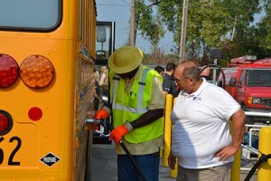 The propane industry has made tremendous strides in the school bus market. Photo: Kevin Yanik