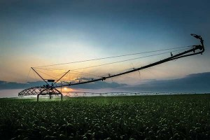 Propane-fueled irrigation pumps offer another gallon-growth opportunity. Photo: Propane Education & Research Council