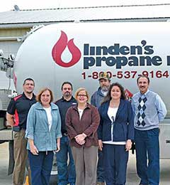 Photo: Linden's Propane