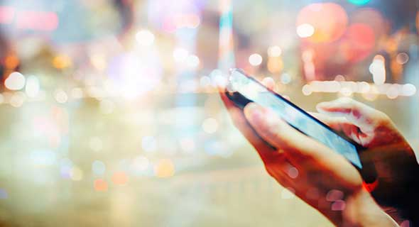 Blue Cow Software offers a two-way text service with its Ignite software suite. Photo: iStock.com/aniaostudio