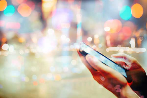 A simple smartphone or tablet can revolutionize day-to-day operations within this industry. Photo: iStock.com/aniaostudio