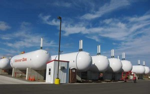 Wenner Gas has 680,000 gallons of storage in Rockville, Minn.