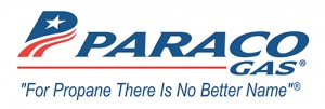 Paraco Gas logo, southeastern Showcase ad