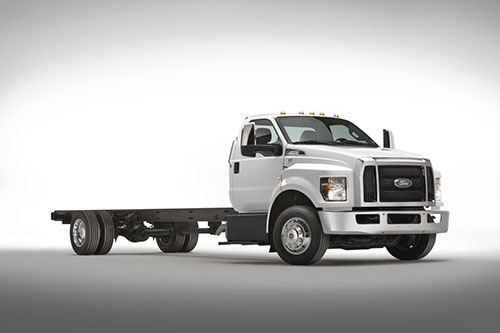 Roush CleanTech develops autogas system for Ford F-750 chassis
