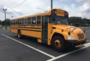 Four Tampa Bay, Fla., school districts add autogas buses to their fleets