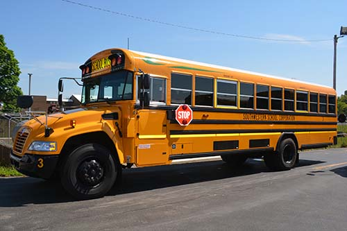 Suburban Propane partners with Southwestern Jefferson County School District to supply it with autogas.