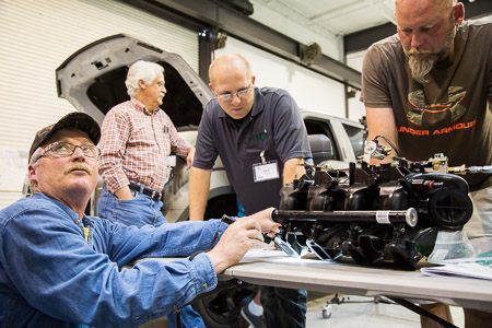 NAFTC hosts its third Propane Autogas Vehicle Technician Training course in Lebanon, Oregon