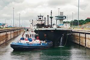 Photo courtesy of the Panama Canal Authority