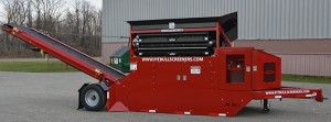 The Pitbull 2300P is a low-emission alternative to diesel. Photo courtesy of Ironclad Marketing.