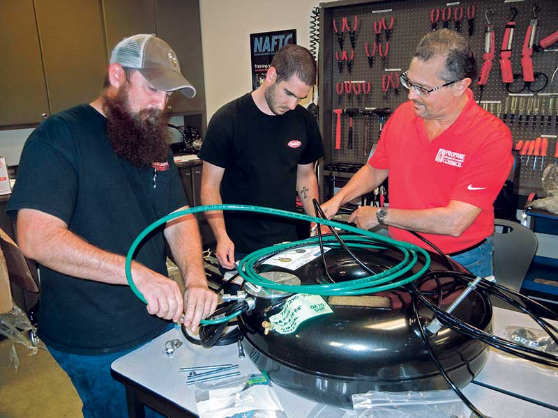 Curriculum Represents Step Forward For Autogas   Lp Gas