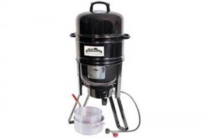 Masterbuilt recalled its 7-in-1 LP gas smokers. Photo courtesy of the Consumer Product Safety Commission