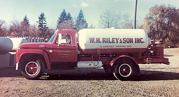Pictured is a bobtail from the 1970s. Photos courtesy of W.H. Riley & Son