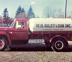 Photo courtesy of W.H. Riley & Son