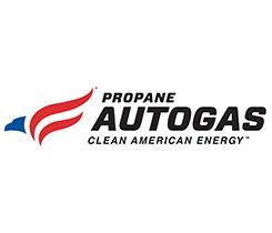 Logo: PERC Propane Autogas