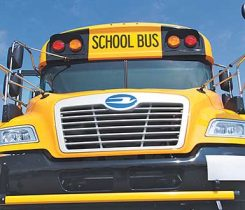 The propane industry has been sending letters to states regarding their Volkswagen settlement mitigation plans and pushing propane's benefits as a transportation fuel, especially for school buses. Photo by Bob Yosay/The Vindicator