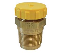 The L7579 filler valve. Photo courtesy of RegO