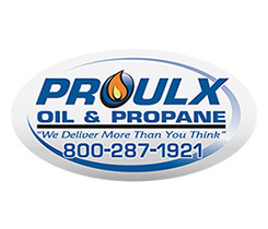 Logo:Proulx Oil and Propane