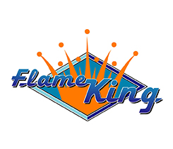 Logo: Flame King