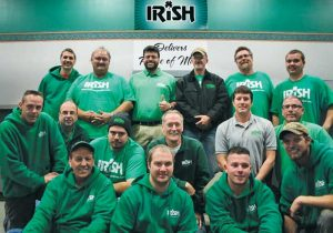 Photo courtesy of Irish Propane Corp.