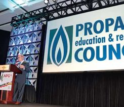 Photo courtesy of the Propane Education & Research Council
