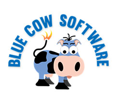 Blue Cow Software logo Logo: Blue Cow Software