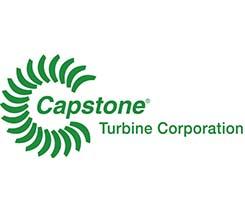 Capstone Turbine logo Logo: Capstone Turbine