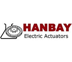 Logo: Hanbay Electric Actuators