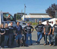 The Active Enterprises team plans to expand into Oregon to serve a growing business community. Photo courtesy of Active Enterprises